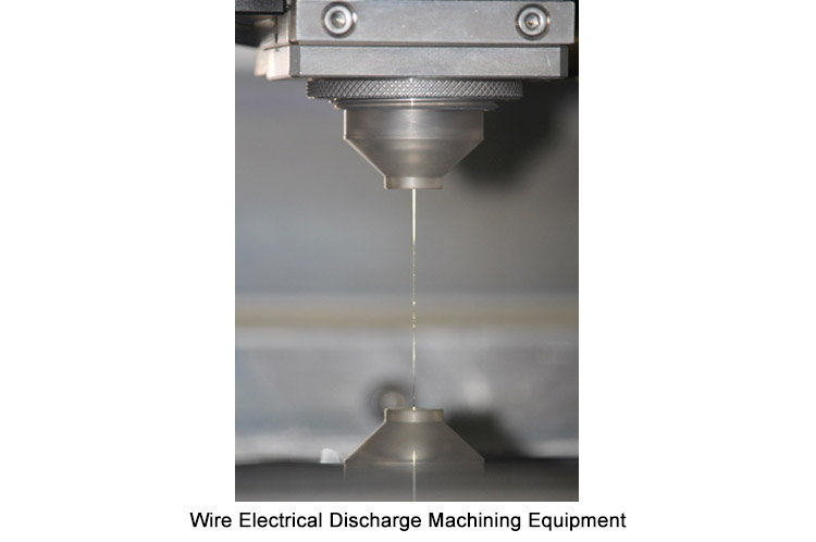 Wire Electrical Discharge Machining Equipment